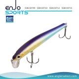 Isca seleta da vara do equipamento de pesca do pescador com Vmc os ganchos Treble (SSB150710)