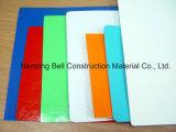 La placa plana de FRP, mano de la placa de la hoja de la fibra de vidrio Pone-para arriba, construyendo la hoja de la resina, mano Pone-para arriba la placa de Glassber