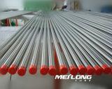 Aislante de tubo inconsútil de la instrumentación del acero inoxidable de la precisión S31603