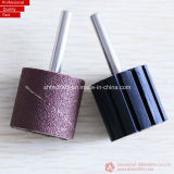 12,7 * 12,7mm, Zirconia Nails Art Sanding Band para Pedicure Drill