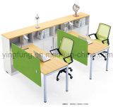 Poste de travail neuf de meubles de bureau de type avec l'écran d'intimité (YF-4049)