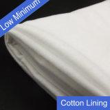 Tela 100% de algodón para los escritos y las bragas