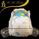 겨울 동안 Breathable 뒤 장을%s 가진 처분할 수 있는 아기 기저귀