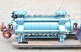 Pompe à eau centrifuge à plusieurs étages horizontale d'aspiration simple