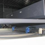 CO2 Laser-Scherblock mit automatischem führendem Regal für Tuch (JM-1812T-AT)