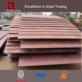 ASTM A242 Corten Stahlplatte für Gebäude