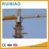中国上海の2017年の工場Qtzのタワークレーンの建設用クレーンのタワークレーンの価格