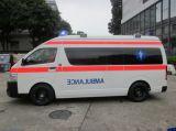 トヨタHiaceの高い屋根2.7LガソリンRhdの救急車