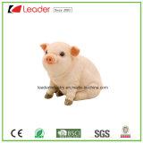 Estatuilla del perro de Polyresin de la alta calidad para la decoración del hogar y del jardín