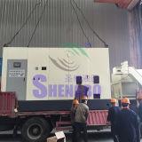 Máquina horizontal da ladrilhagem da serragem do metal para a venda