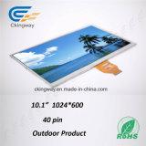 Самая лучшая продавая индустрия одобрила монитор TFT LCD LCD 10.1 дюймов