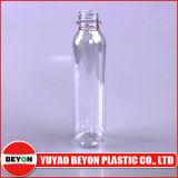 245ml SGS 증명서 - 실린더 시리즈 (ZY01-B133)를 가진 플라스틱 애완 동물 병