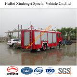 6ton de Vrachtwagen Euro4 van de Brand van de Sproeier van de Brand van Dongfeng