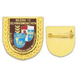 Emblema encantador do Pin do urso do esmalte do presente feito sob encomenda