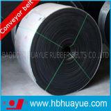 Fuerza confiada 300-1600n/m m de la banda transportadora de la calidad Ep/Polyester (EP100-EP600)