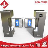 Porta da barreira do balanço da alta qualidade, 304 torniquete do balanço do aço inoxidável RFID