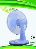16 pouces de C.C 24V de Tableau de ventilateur de ventilateur coloré de bureau (Sb-T-DC40o