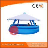 Игрушка воды раздувных игрушек плавательного бассеина раздувных раздувная (T10-003)