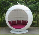屋外のためのH藤の柳細工の家具