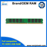 Unbuffered RAM 128MB*8 16chips 240pin Cl9 DDR3 2GB для настольный компьютер
