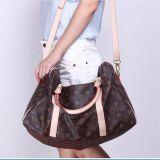 Mulheres do saco do curso do couro Bw1-062 & sacos de viagem impermeáveis do Mens