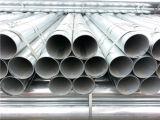 Grande tubo galvanizzato A53 del acciaio al carbonio di formato ASTM di conclusione smussata