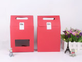 Bolsa de papel de empaquetado modificada para requisitos particulares nuevo diseño del regalo promocional