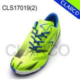 Men Indoor Sports Sapatos de futebol e futebol com TPR Sole