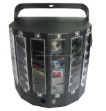 新しいデザインレーザーLEDダービー軽いLEDの二重剣リモート・コントロールの軽いDMX LEDのレーザー光線
