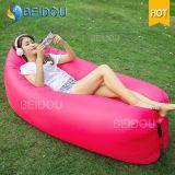 Im Freien kampierende Freizeit-fauler Sofa-Zug-Beutel-aufblasbare Luft-Couch