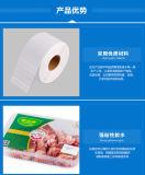 Autoadesivi impermeabili dell'animale domestico, contrassegno di temperatura insufficiente, conservazione frigorifera congelata con l'autoadesivo