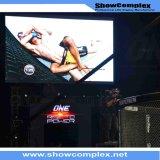 Hight Helligkeit der im Freien farbenreichen videowand der Miete-LED mit vorderem Service (pH4.81)