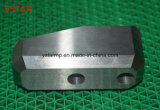 Части машины точности OEM для части подвергли механической обработке печатью, котор