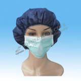 Ospedale medico 2ply 3ply maschera di protezione chirurgica non tessuta delle 4 pieghe