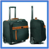 """Caixa do trole do desengate negócio do Portable 16 de """", saco de nylon durável da mala de viagem da bagagem do curso com rodas"""