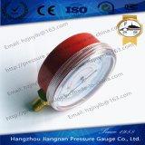 70mmのR-22/R-12/R-502のための500psi冷凍の圧力計