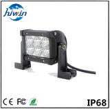 Mini barre d'éclairage LED pour le combo de lumière d'inondation de lumière d'endroit des camions 18W pour les véhicules tous terrains
