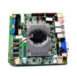 La scheda madre del calcolatore di potere basso per 2 LAN/Atom si raddoppia ridurre in pani a bordo Mainboard di memoria 1.86GHz CPU/Onboard 24bit Lvds/1*Mini-Pcie
