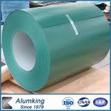 De kleur bedekte het Eerste Hete Ondergedompelde Zink van het Aluminium met een laag met een laag bedekte de Gegalvaniseerde Rol van het Staal