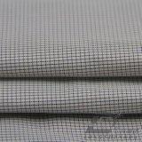 Acqua & degli abiti sportivi prodotto nero intessuto rivestimento esterno Vento-Resistente 100% del filamento del filato del poliestere del jacquard del plaid giù (FJ012)