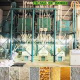 moinho do milho 150t/Day na máquina de trituração do milho de Kenya