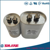Cbb65 SH楕円形ねじコンデンサーモーター実行ACオイルのコンデンサー