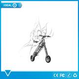 女性の10インチの車輪が付いている電気通勤者のスクーターのバイク