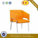 Besucher-Stuhl des rote Farben-hölzerner niedriger Boe-Stuhl-PU/Leather (Ns-CF084)