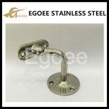 鋼鉄手すりの管は柵のアクセサリの管の手すりブラケットを接続する