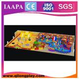 Cour de jeu d'intérieur de thème mélangé pour les gosses (QL-16-10)