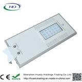 Bluetooth 18W LED einteiliges Solarstraßenlaternemit PIR Fühler