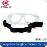 工場卸し売り粉砕防止スポーツガラスのバスケットボールのフットボールの乗馬ボディ透過実験室の安全メガネ