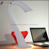 Lámpara de vector moderna del metal de la lectura LED para los estudiantes