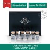 In profondità idratando nutrire la pelle idratano il siero stabilito di cura di pelle di alleggerimento dell'estetica di cura di pelle